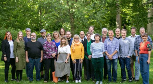 Gruppebillede af lokalafdelingen